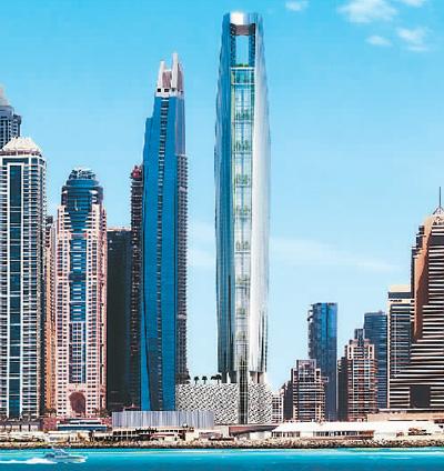 《【恒达在线娱乐注册】中企承建全球最高酒店类项目开工》