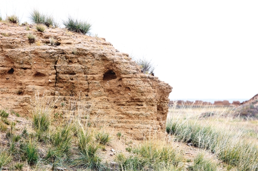 敖伦苏木古城遗落在草原的王城荣耀