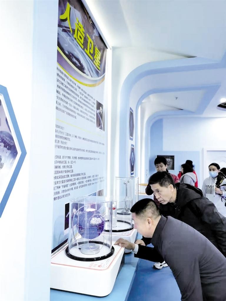内蒙古公民科学素质逐年提升 10年翻了3倍多