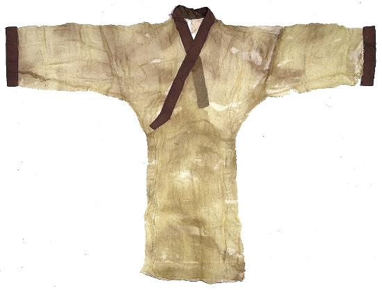 素纱单衣:古ag直营平台代丝织业的奇迹